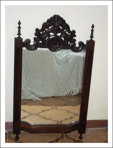 Antiquariato 7 ipizzidifrancesca - Specchio con piedistallo ...