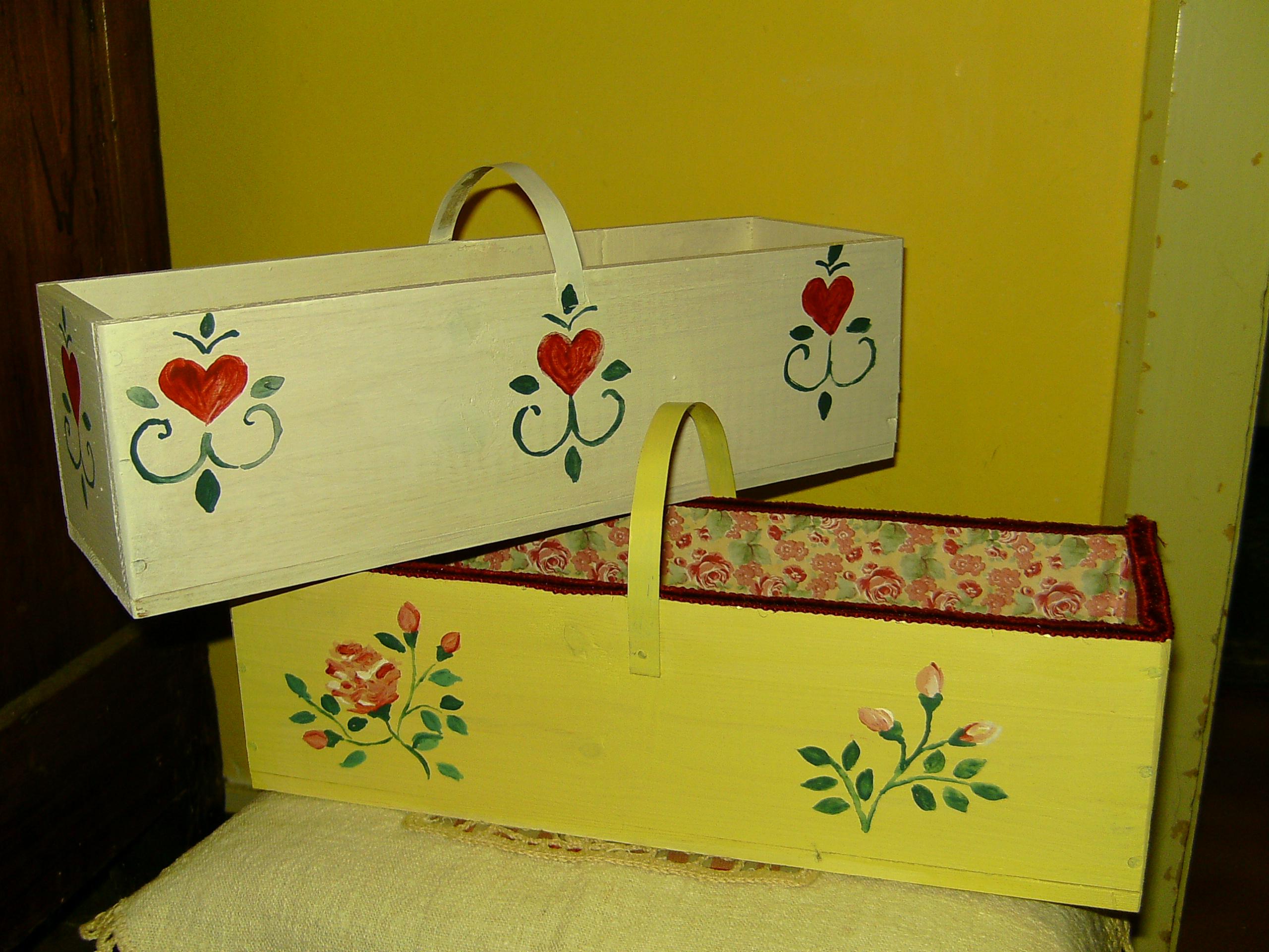 ... essere ordinati anche con disegno personalizzato nel colore preferito