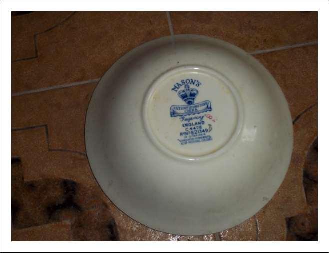 Antiquariato 8 ceramiche e porcellane ipizzidifrancesca for Classica stoffa inglese