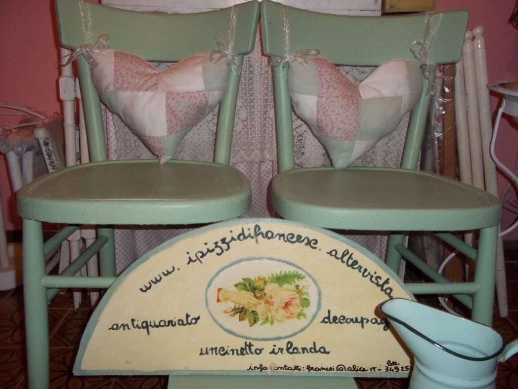 Sedie Shabby Chic Vendita : Divano shabby chic clarissa sedie avec et arredamenti shabby